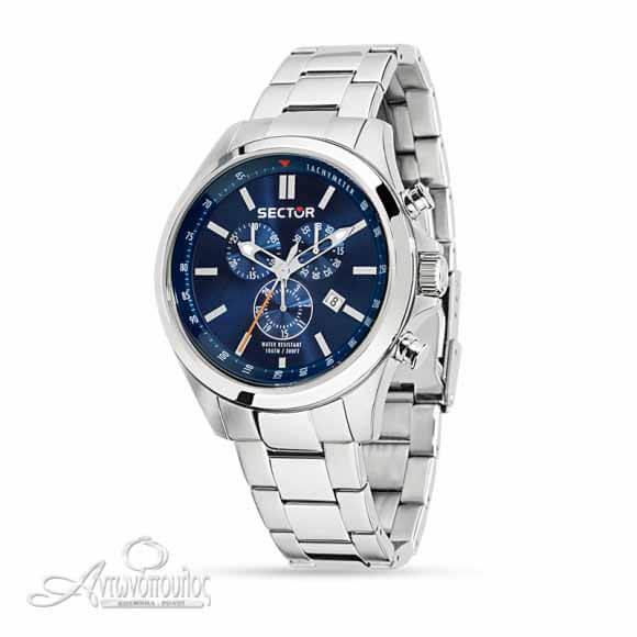 Ρολόι sector chronograph με μπρασελέ R3273690009
