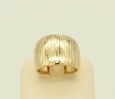 Δαχτυλίδι Χρυσό Κ14 - gr064